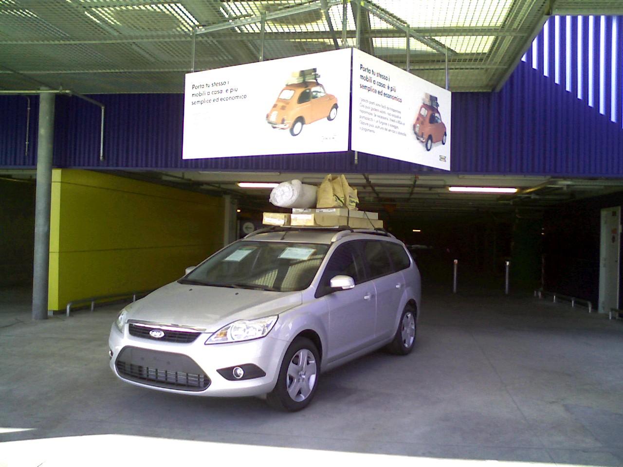 Installazione Ikea Ad Ancona Porta I Pacchi Da Solo Spendi Meno