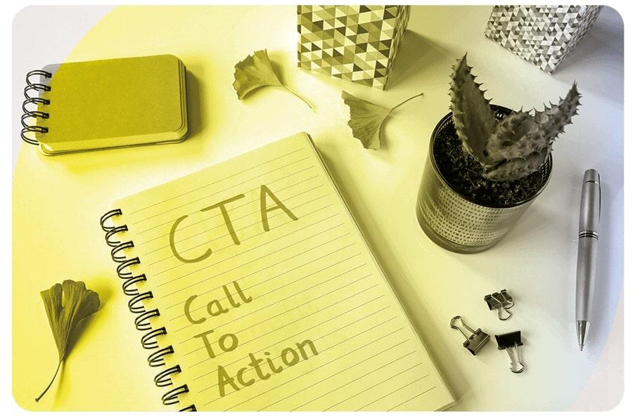 Norz Digital Partner Hubspot Sfida Content Marketing 4 CTA call to action