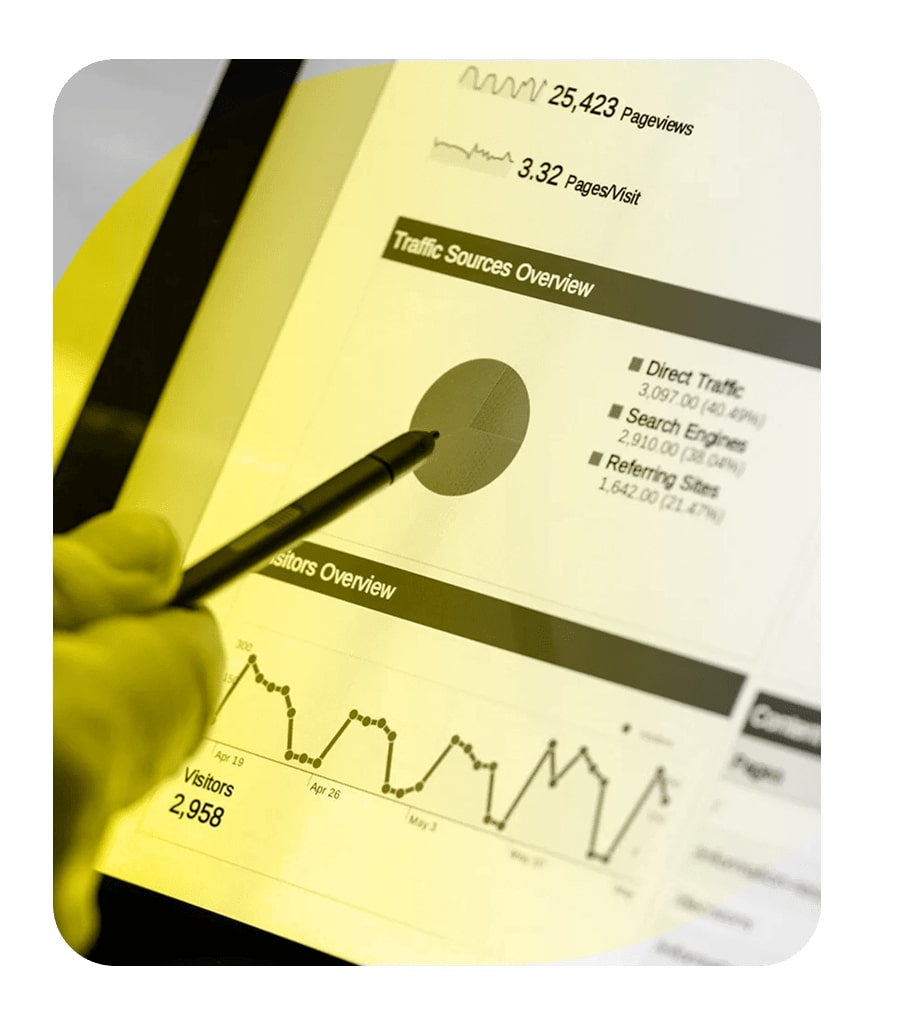 Norz Digital Partner sfida Sito web 4 seo traffico